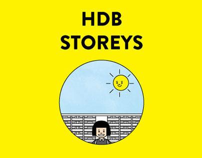 HDB Storeys