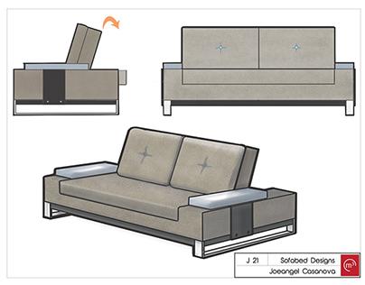 Freelance work for m3 furniture