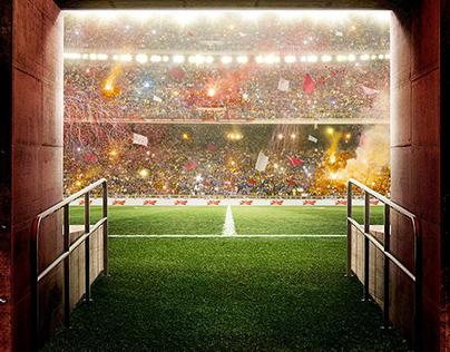 Budweiser World Cup 2014