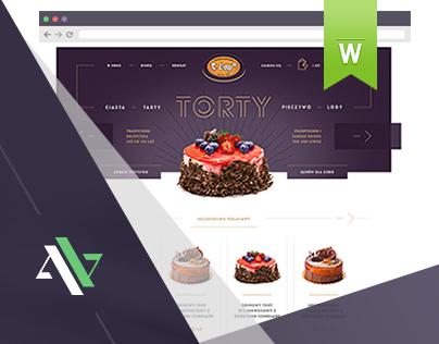 VOGT Bakery e-commerce