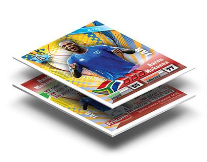 Card Design - Plastic Cards (ice cream)