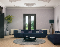 3D Visualization-Interiors