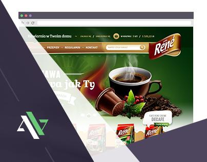 Caferene e-commerce