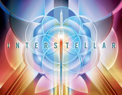 INTERSTELLAR Vector Tribute
