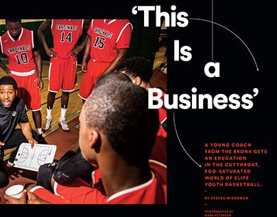 NYT Magazine Feature: Team Scan