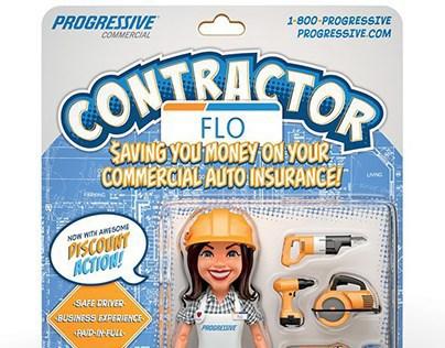 Progressive // Bigshot Toyworks