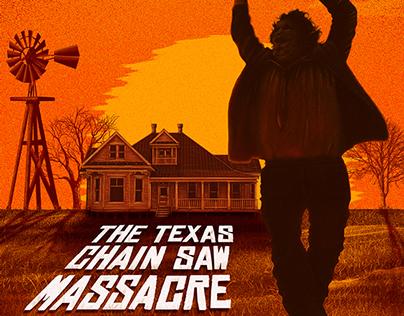 The Texas Chain Saw Massacre 40th Anniversary steelbook