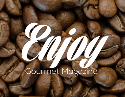 Enjoy Magazine - Coffee