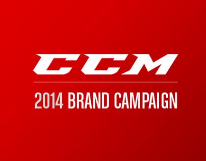 CCM - 2014 global brand campaign