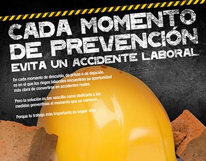Campaña de Prevención de Riesgos Laborales