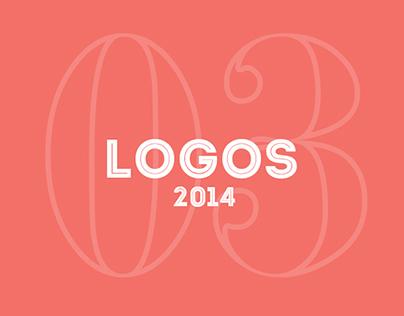 Logos Vol.3, 2014
