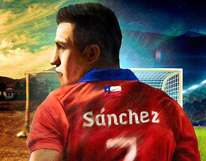 Ases de América: Alexis Sánchez