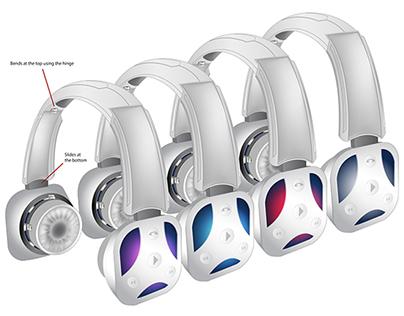 Headphone Concept