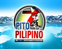 Pito para sa Pilipino:The GMA Seven Summits Expeditions