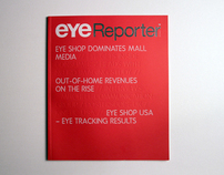 Eye Reporter / Issue I / 2011