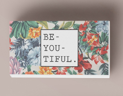 Be.You.Tiful _ Tropical Fashion | brand | מיתוג אופנה