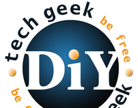Logo DIY Tech Geek