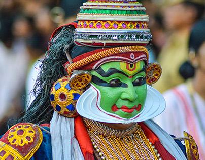 ONAM - Festival of colors 2