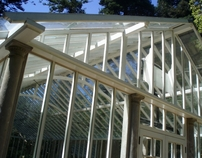 Greenhouse in Sintra - World Heritage Renovation