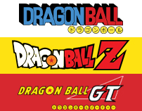DRAGONBALL SERIES dvd covers