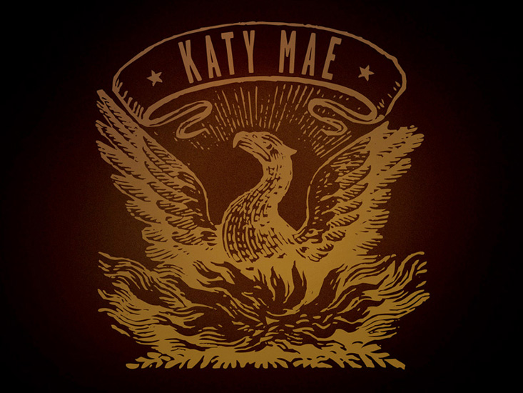 Identity Design—Katy Mae