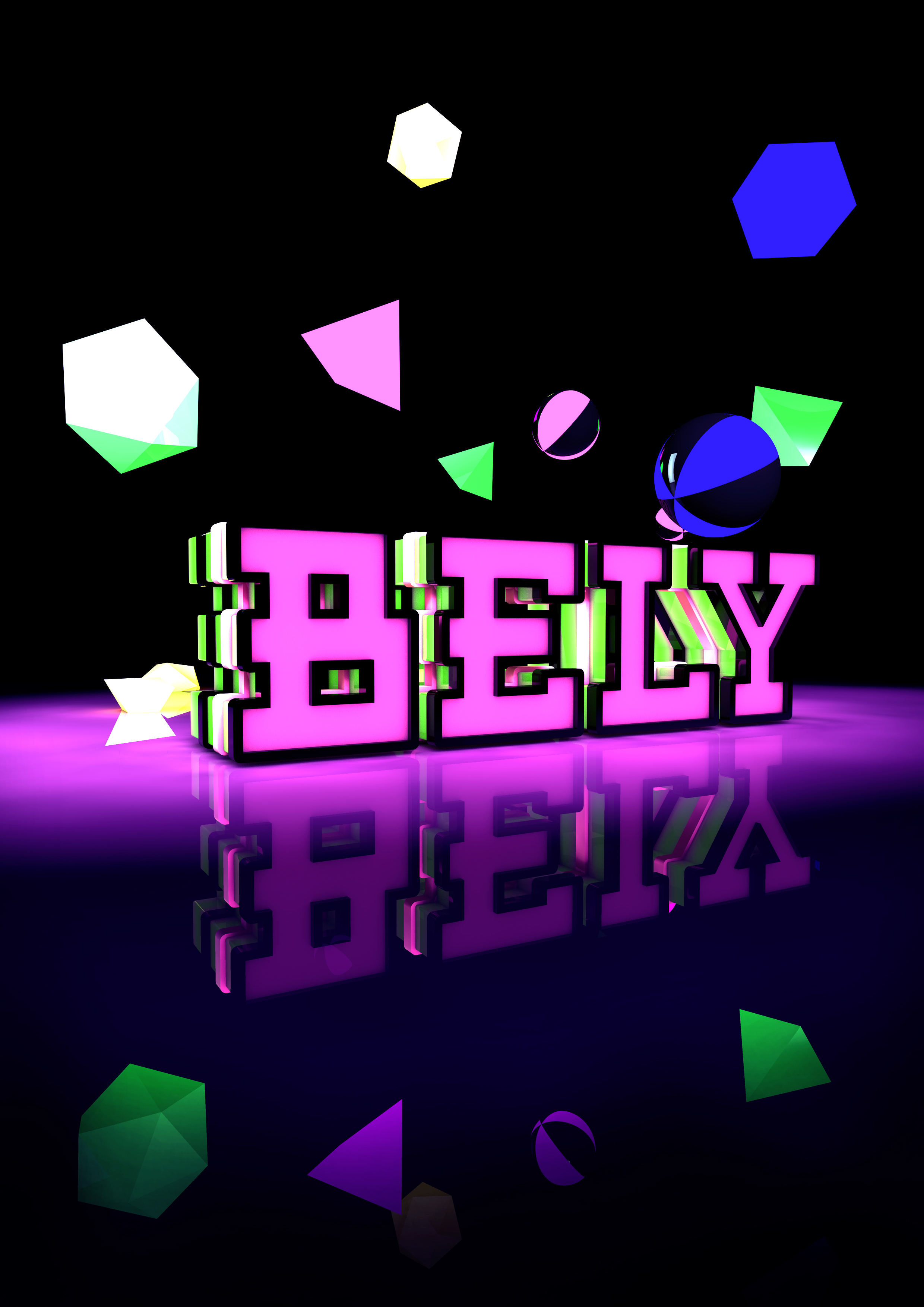 Bely Typeface