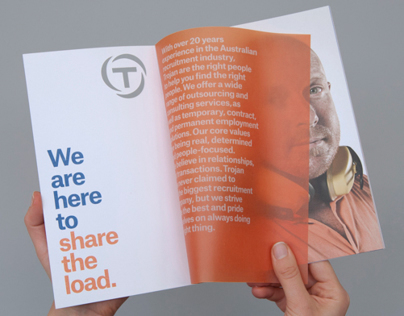 Trojan Recruitment | Brand Identity