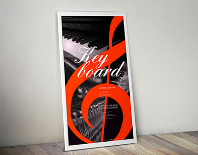 Keyboard Event Poster