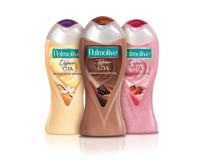 watercolor patterns for Palmolive