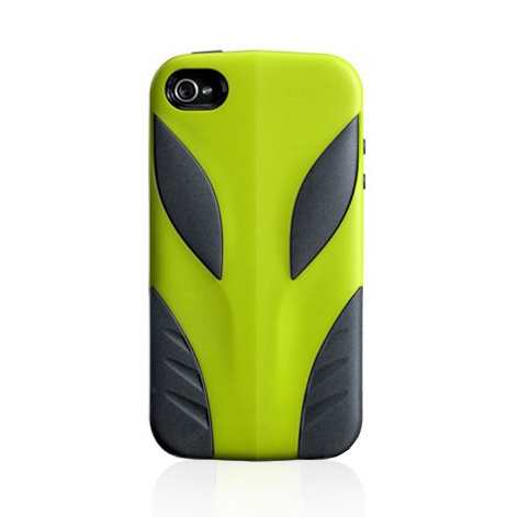 Alien - iPhone4 Case designed for Coolous