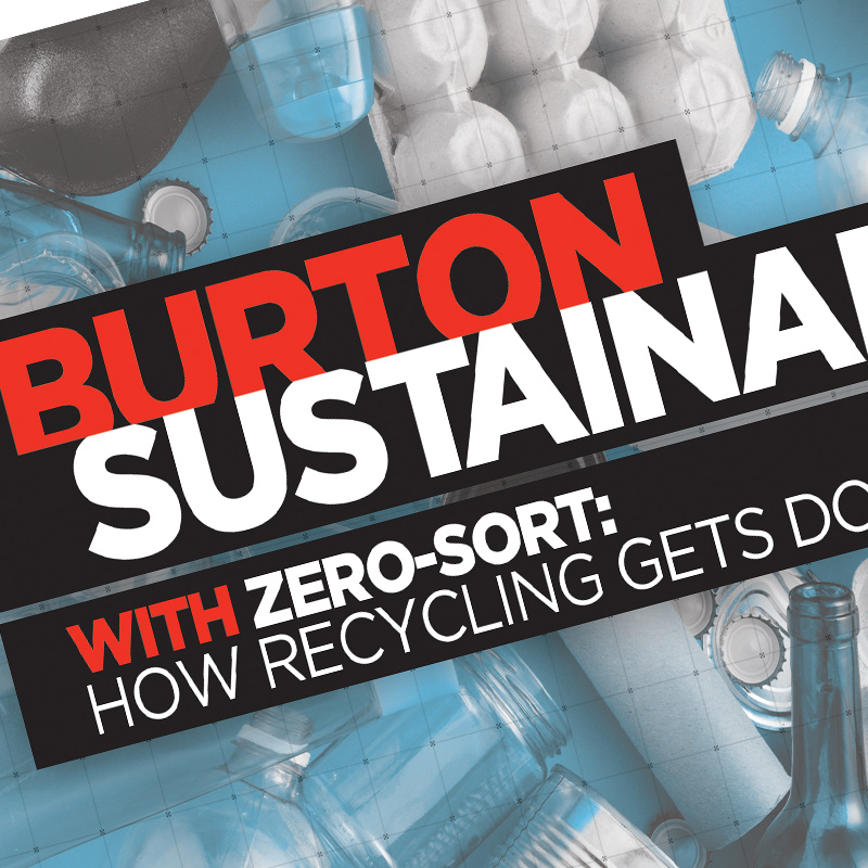 Burton Sustainability Campaign