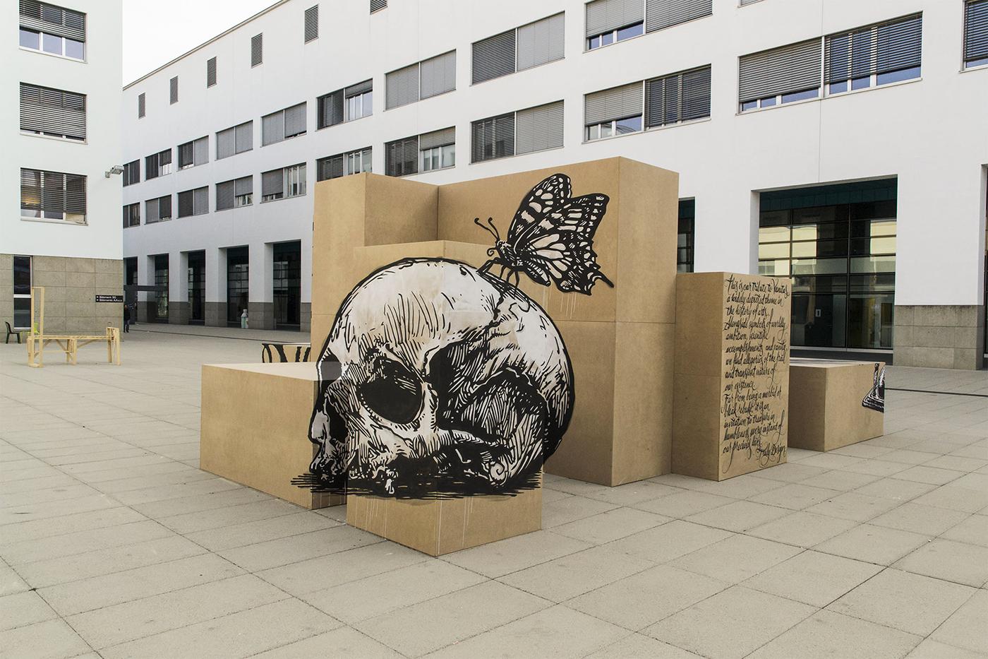 Vanitas - Art on Science