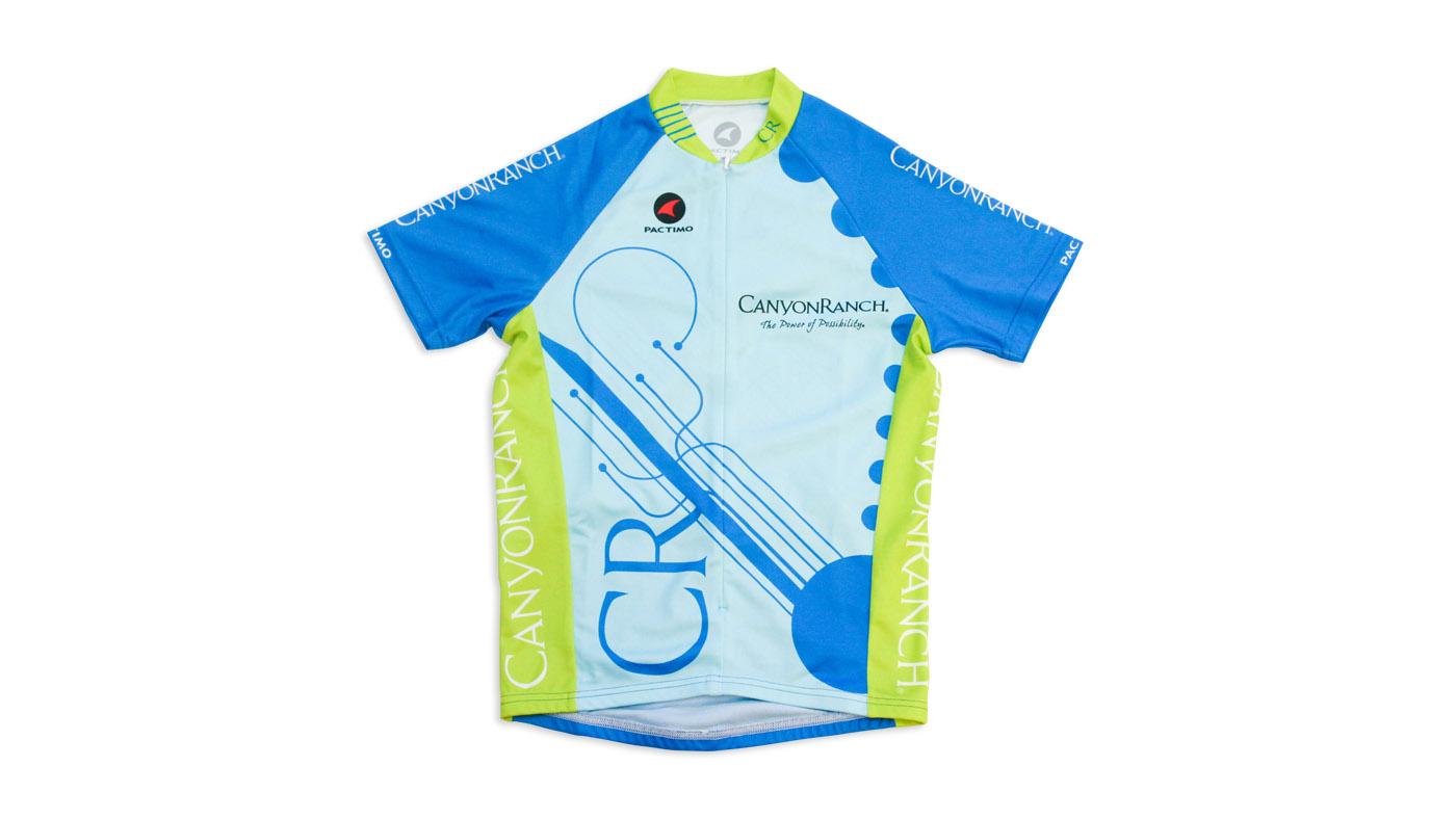 Canyon Ranch Cycling Jersey