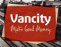 Vancity In-Branch Video