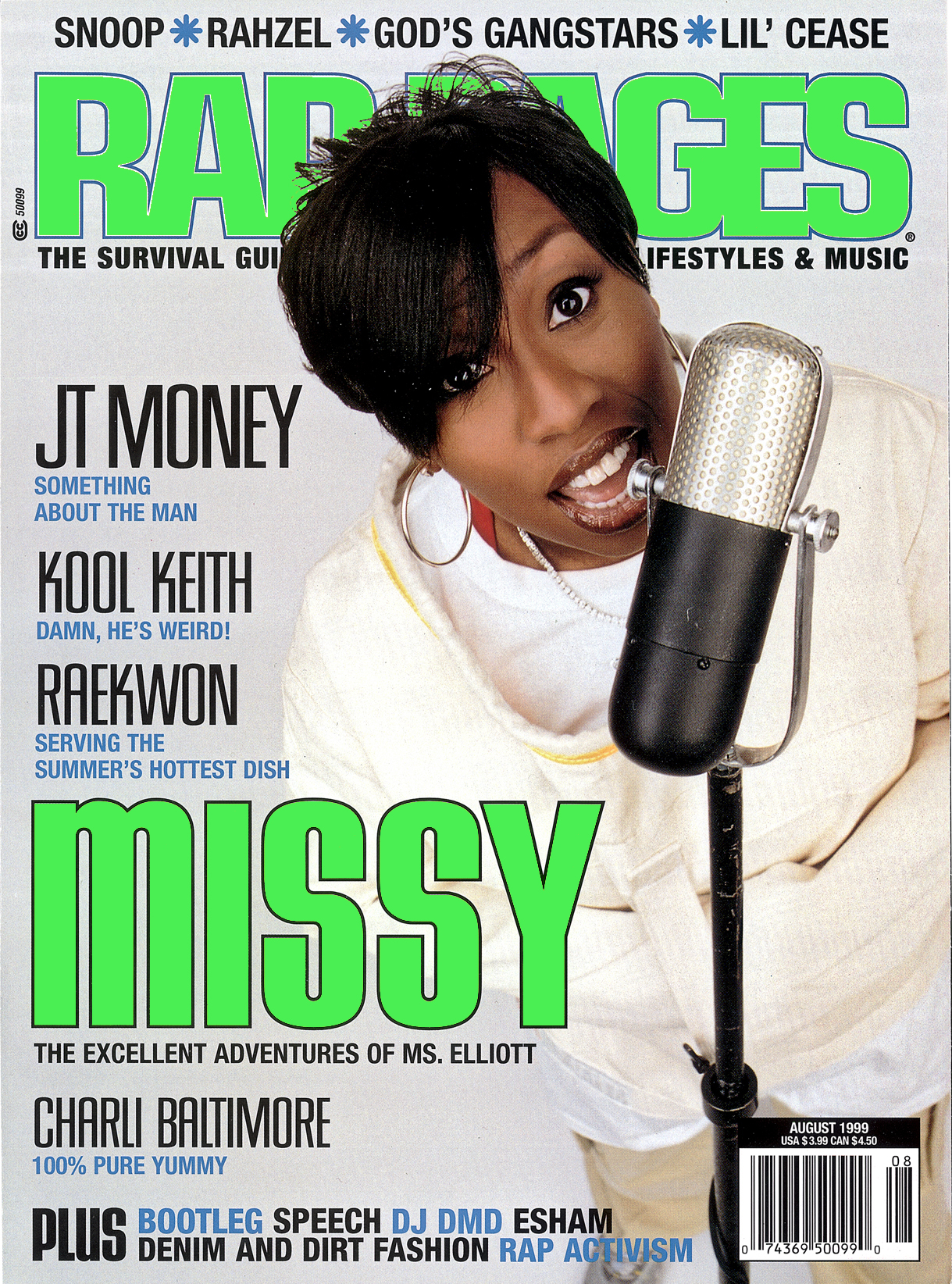 Rap Pages Magazine