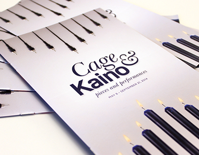 Cage & Kaino: Pieces and Performances