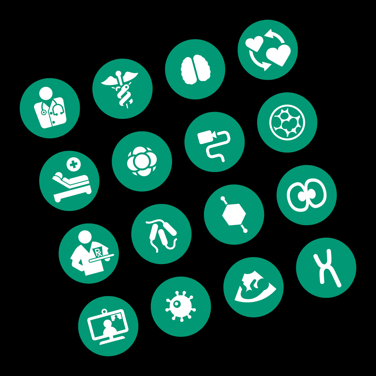 Biomedical and Health Science Icons