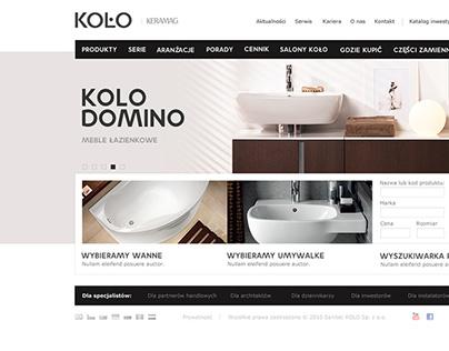 Kolo.com.pl - new website