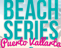 Electric Beach Series - Flyer