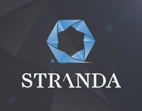 Stranda Ski Resort - Visual identity
