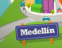 Medellin Project Motion Graphic