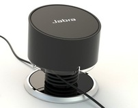 Jabra Headset Control Panel Concepts