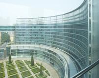 Pei Partnership Architects - World Arch Tour - China