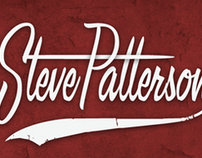 Steve Patterson Visual Style, Logo & Website