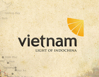 Rebranding Vietnam Tourism:  Logo and Ads campaign