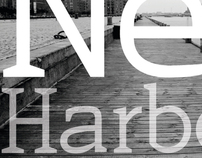 New Harbour - Typeface