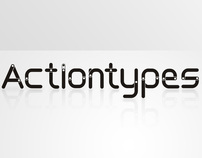 Tipography: Actiontypes