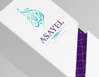 Asayel Perfumes Identity // Branding