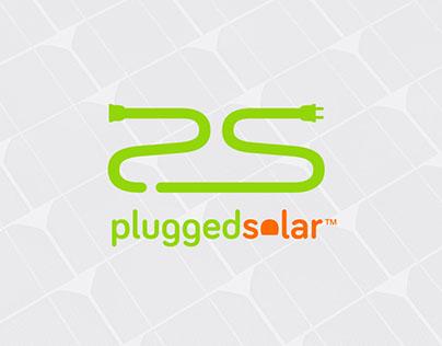 Plugged Solar Rebranding