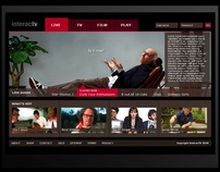 InteracTV web site